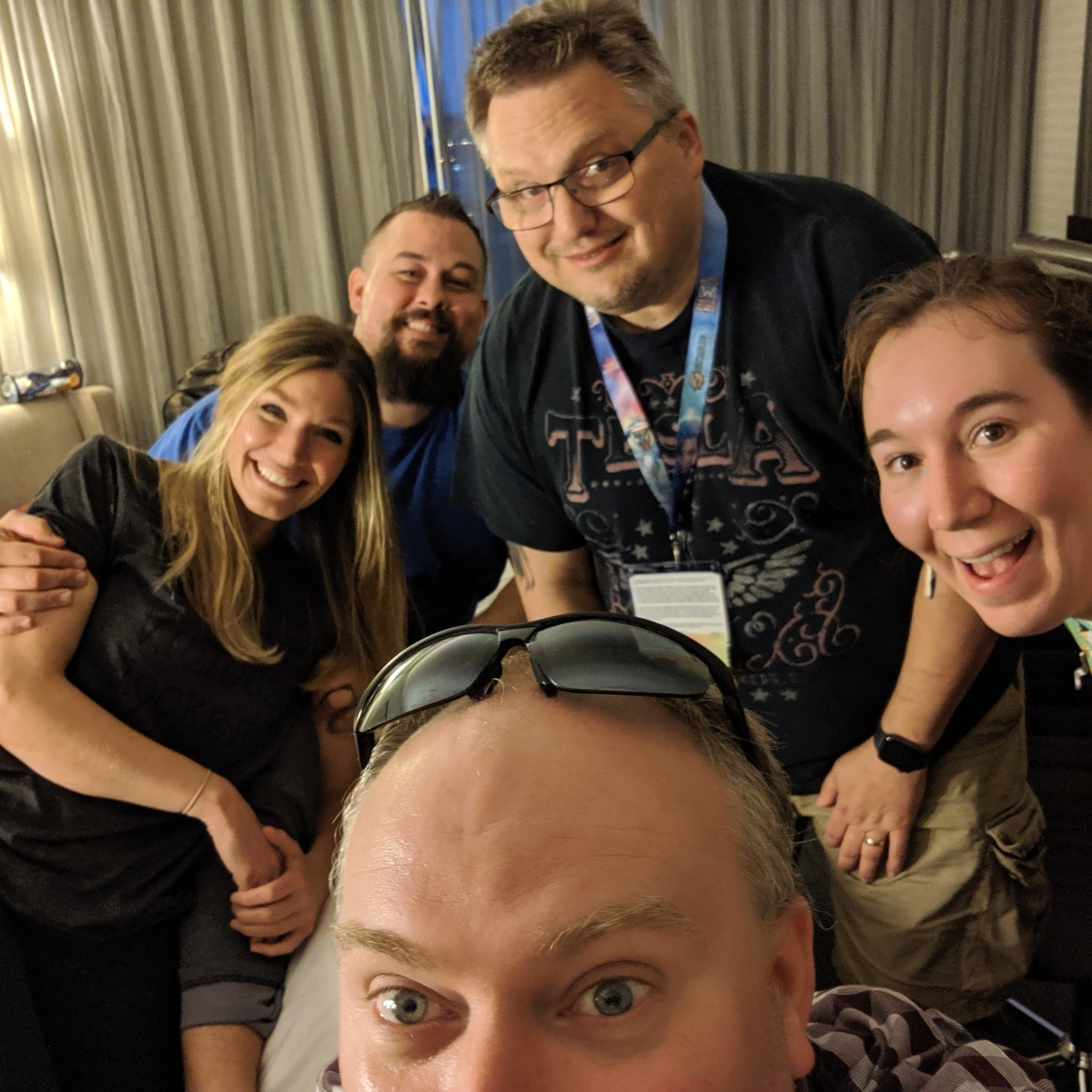 Isolation vs Board Games: How a Board Game Convention and Social Media Helped me at Origins 2019