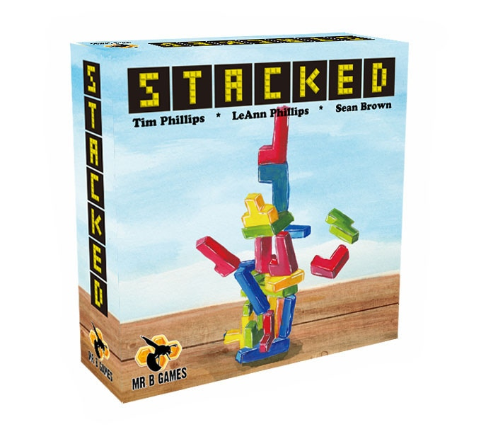 Stacked: A Preview