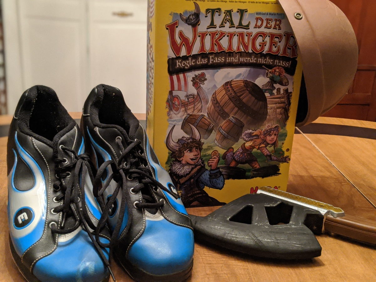 Valley of the Vikings: Bowling for the WholeFamily